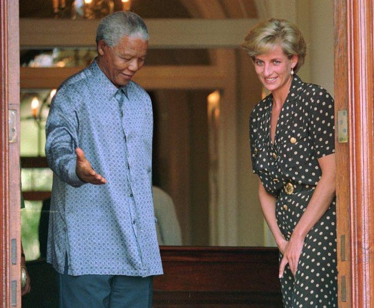 """Veinte años sin Diana de Gales, la """"reina de corazones""""   – Un recuerdo!"""