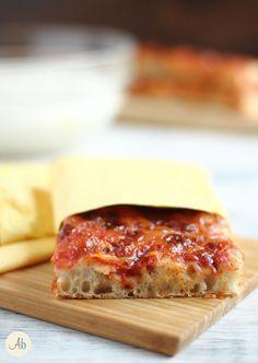 Pizza in Teglia di Bonci | Aryblue