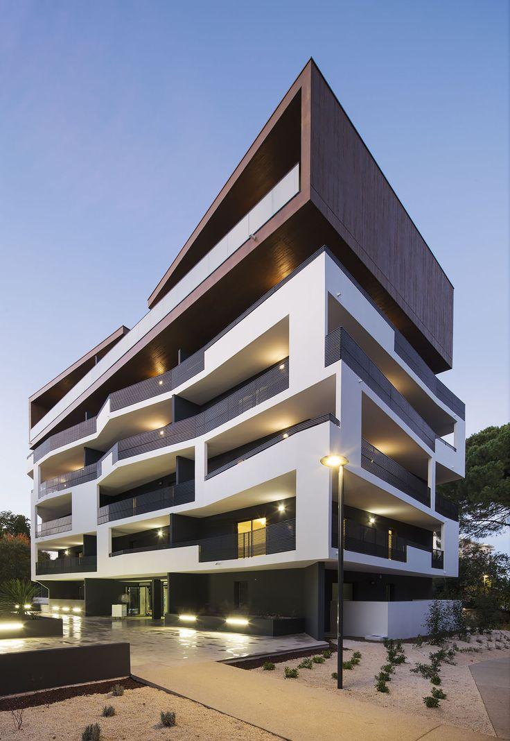 Les 25 meilleures id es de la cat gorie architecte for Architecte montpellier