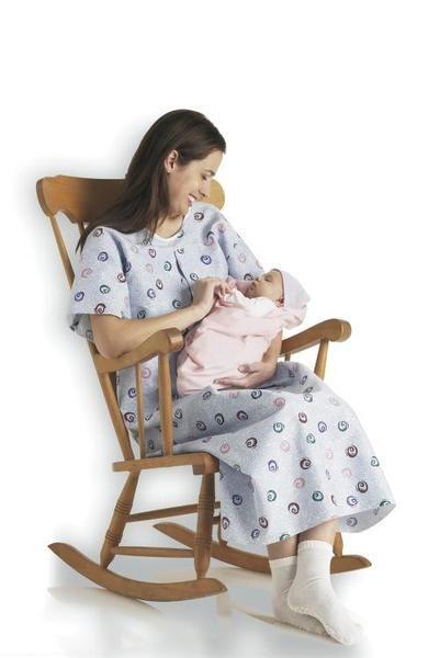 Maternity I.V. Hospital Gown