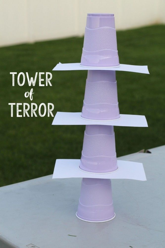 18 Fun Things to do with Plastic Cups - seven thirty three