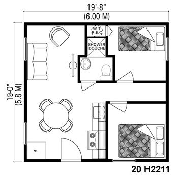 Floor Area On Pinterest House Plans Small Home Plans And
