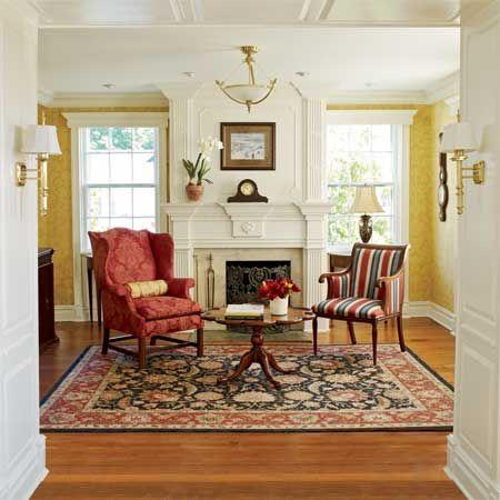 280 best Greek Revival Interiors images on Pinterest ...