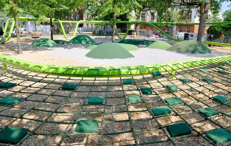 15 annabau landscape architecture playground « Landscape Architecture Works   Landezine