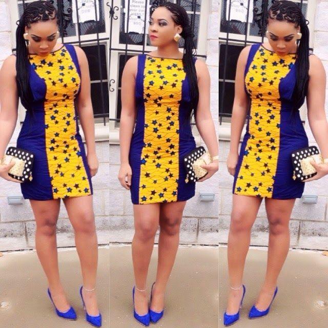 Nigerian Ankara Fashion Styles - Beautiful Ankara Styles  http://dabonke.blogspot.com/2015/05/nigerian-ankara-fashion-styles.html