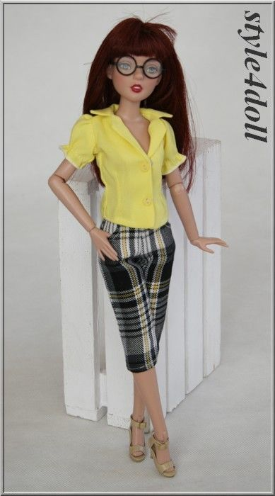 "style4doll - blouse & trousers for Agatha Primrose 13"" Tonner    eBay"