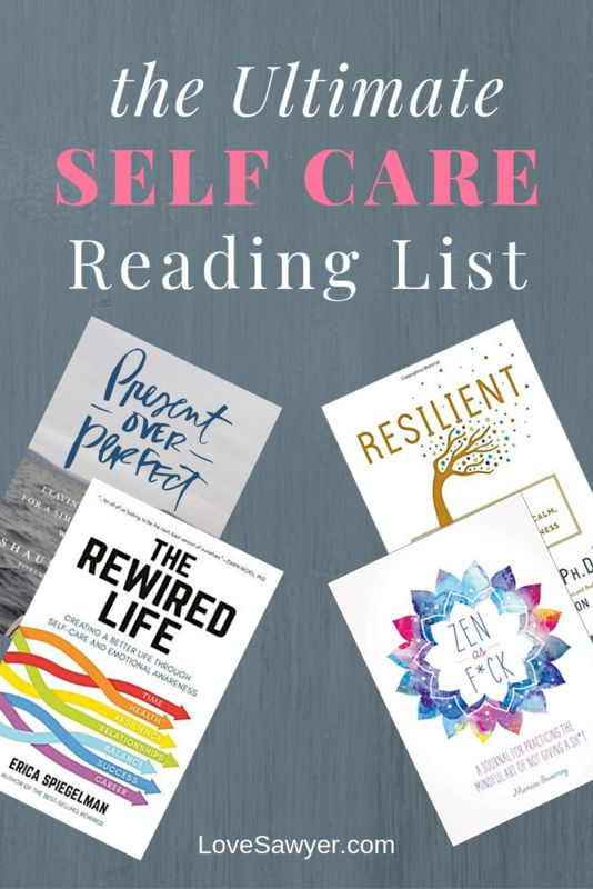 Die besten Bücher zum Thema Selbstpflege, wenn Sie Ihre geistige Gesundheit im Jahr 2020 verbessern möchten …   – Books