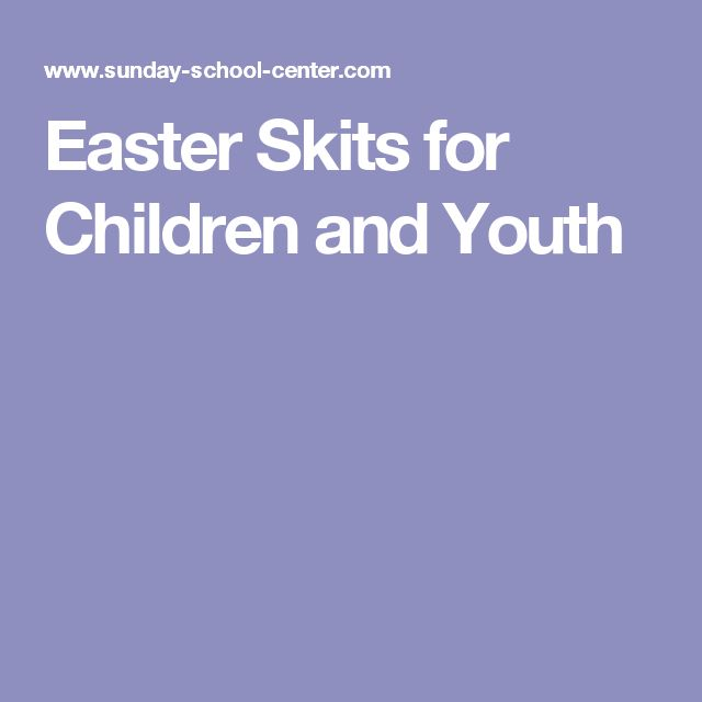 YOUTH GROUP LESSONS ON EASTER   Ministry to Youth