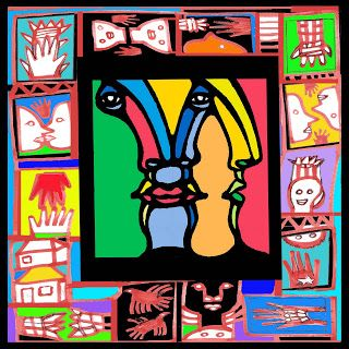 bocetos murales mono gonzalez: December 2009
