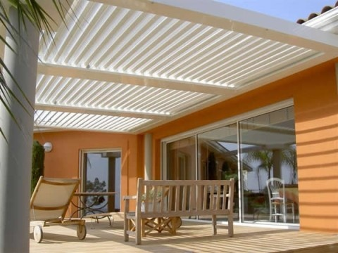 Modern Patio Roof Designs