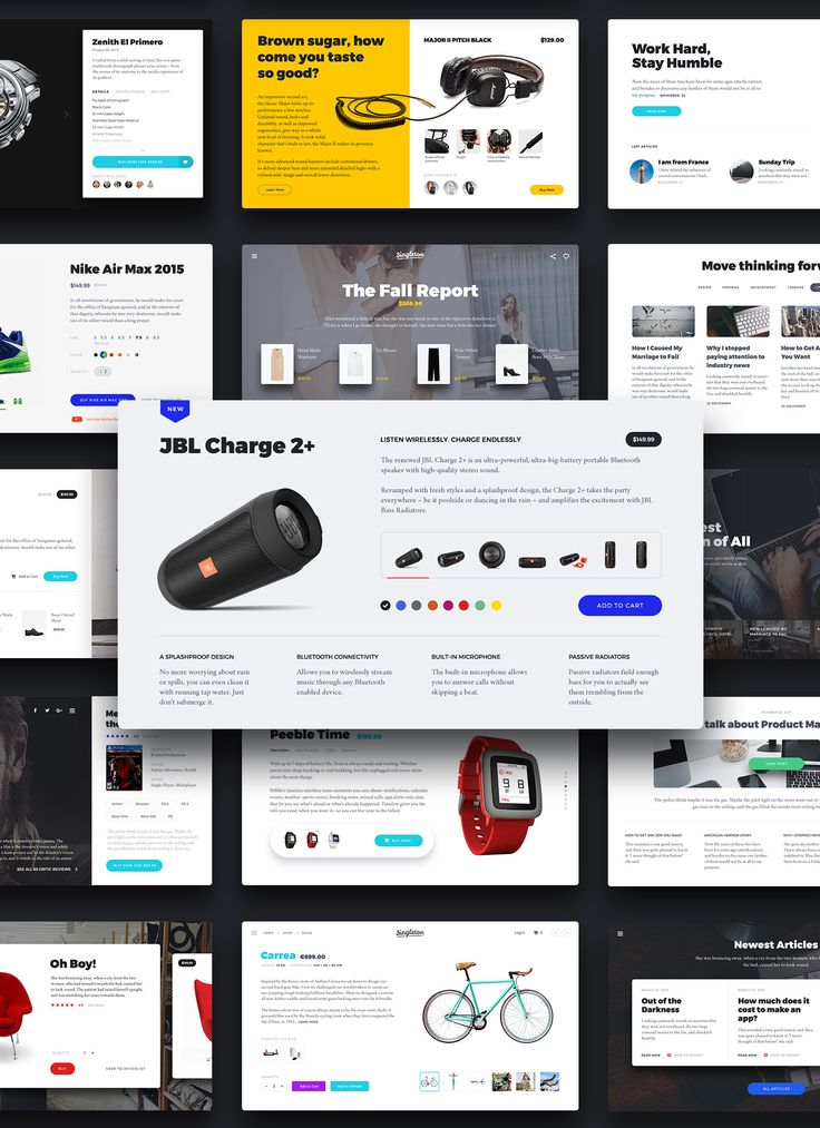 We are happy and proud to show you the result of our work during last months! We spent more than 150 hours to create Singleton - perfect, fresh and stylish UI Kit for building beautiful Landing Pages.This clear and practical UI tool consists of 120 elegan…