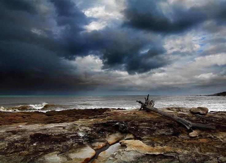 Storm in Uvongo, amazing