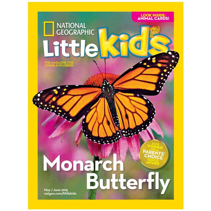 National Geographic Little Kids Magazine International Delivery | National Geographic Store
