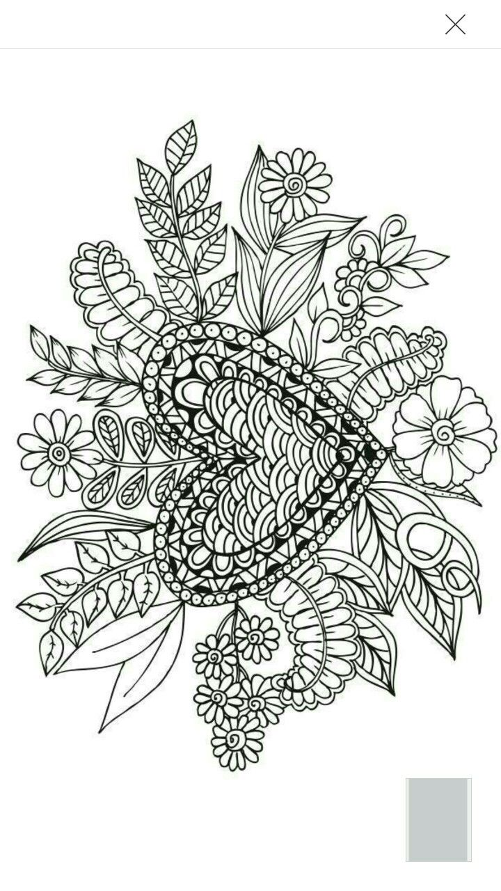150 best hearts love coloring pages for adults images on
