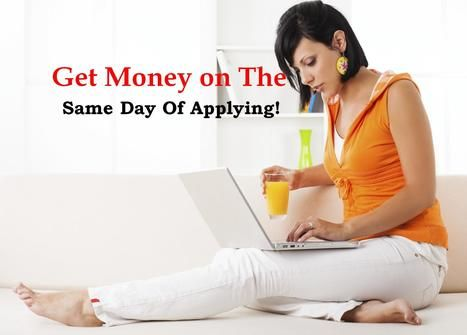 You can get fast cash through applying for the best deal with same day. Same day loans are so experienced in the field that you will be able to procure suitable cash solutions in any time by online now.