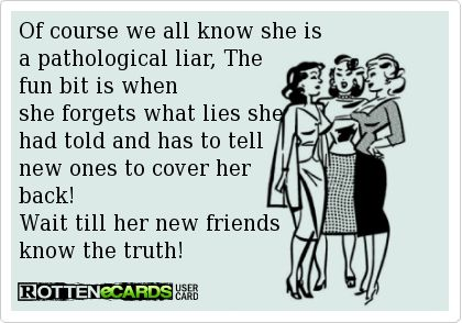 how to know a liar