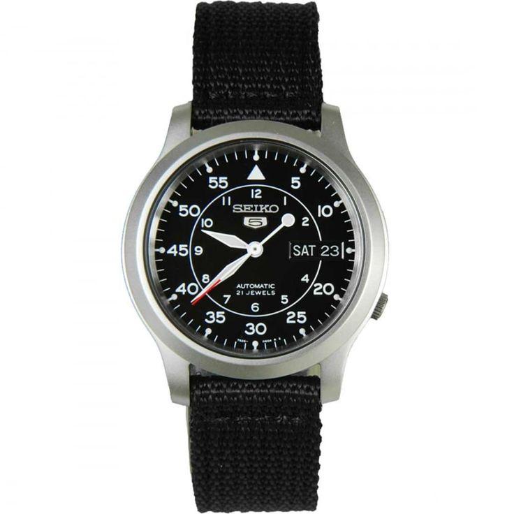 Seiko SNK809 Automatic Self Winding Watch