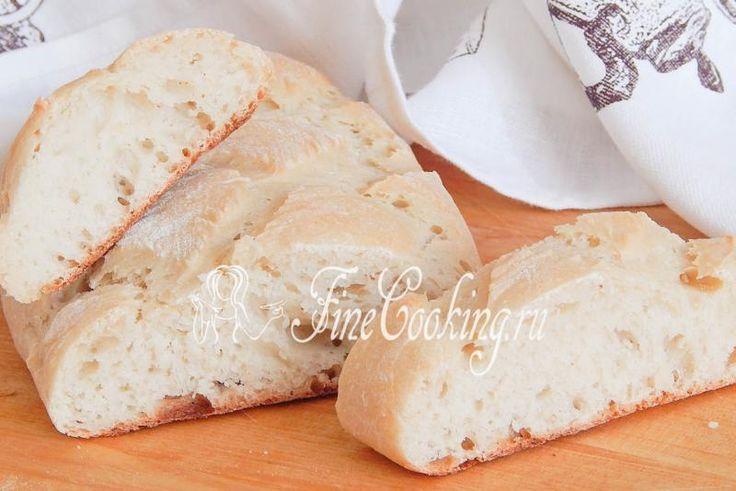 Хлеб на рисовой муке - рецепт с фото