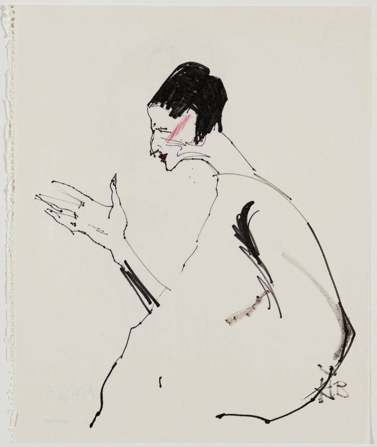 Diana Vreeland-Kenneth Paul Block Reading about this wonderful woman at the moment