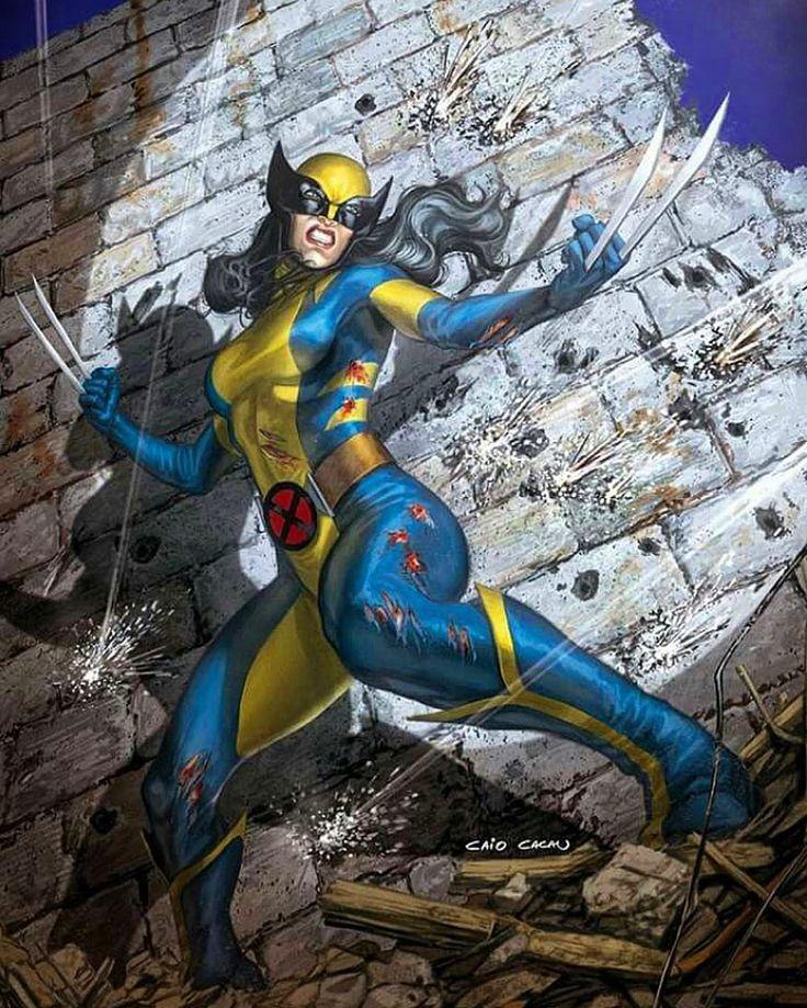 Wolverine (Laura)