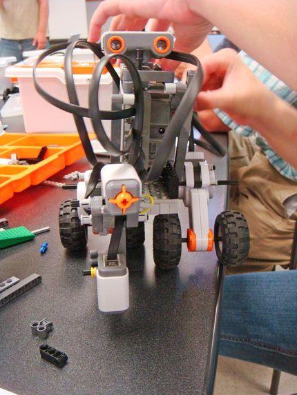 Lego NxT Robotics Course