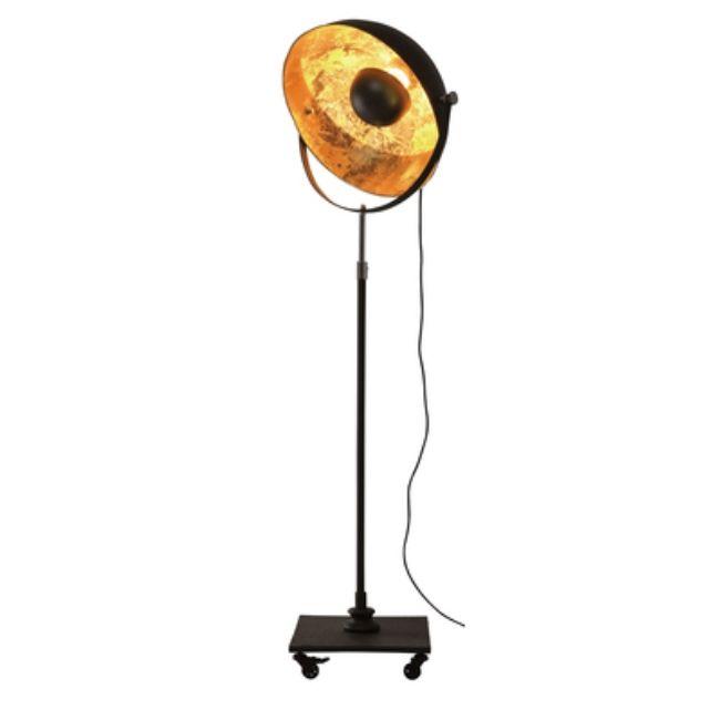 Dottore golvlampa i industristil - TheHome - Inredning online