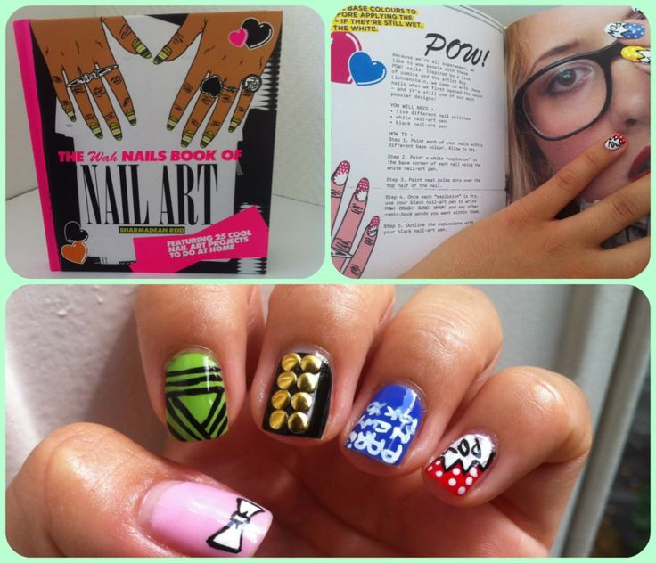 Book of nail art vol 1