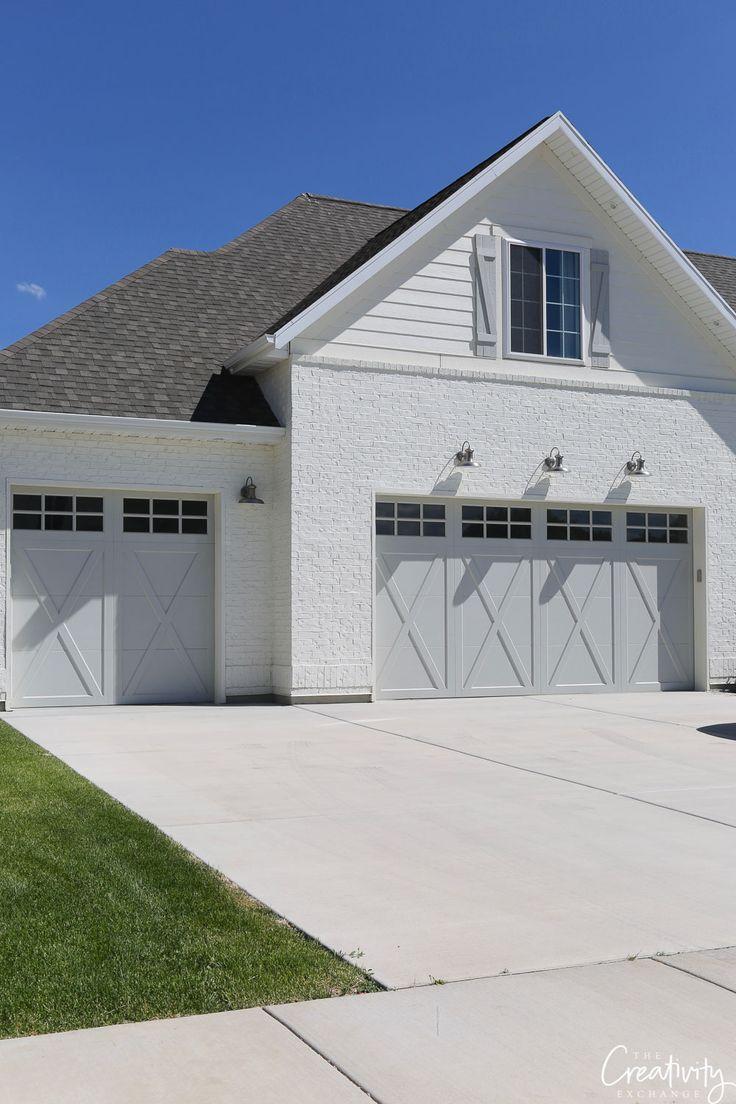 Garage Remodel Exterior