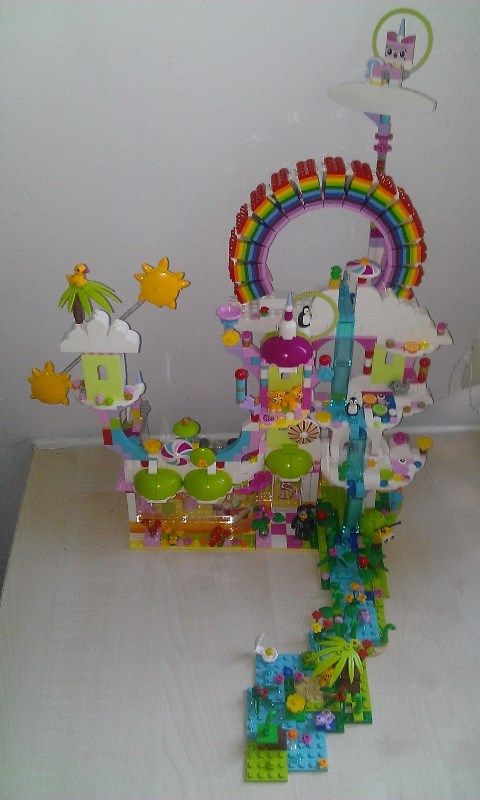 Unikitty's Enchanted Castle