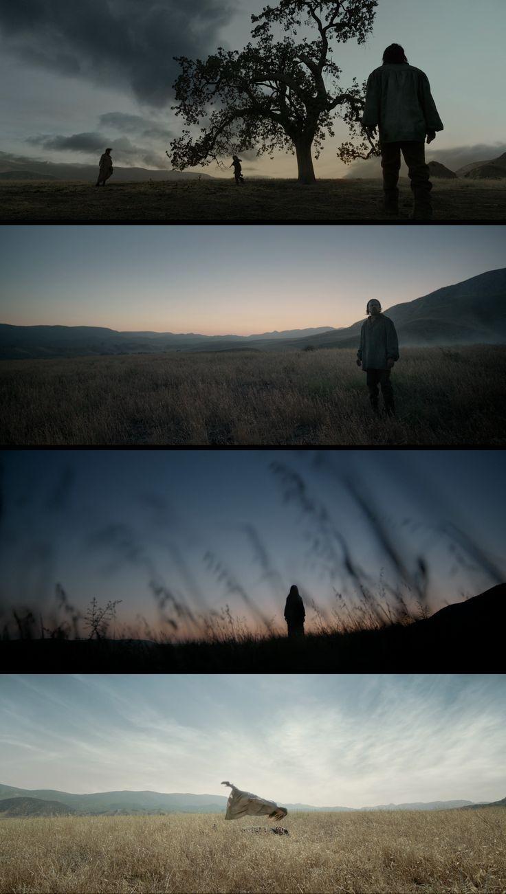 The Revenant by Alejandro Iñárritu - glorious landscapes (cinematographer…