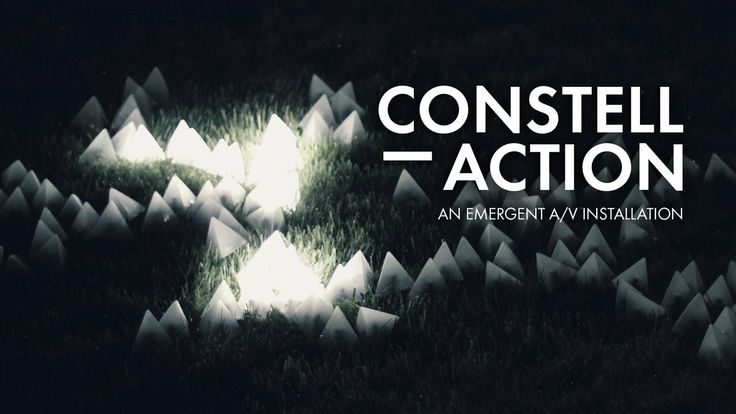 Constellaction by PanGenerator | FUTU.PL http://bit.ly/17xS9Li