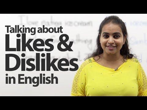Parlando di SIMPATIE e antipatie - Advance English Lesson (Espressioni & Frasi) - YouTube