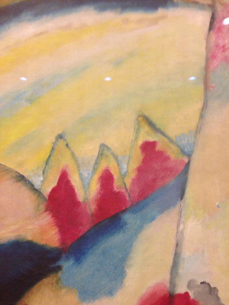 kandinsky paintings guggenheim - 736×981