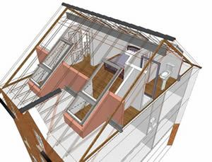 15 best ideas about loft conversion cost on pinterest for How much does it cost to build a dormer window