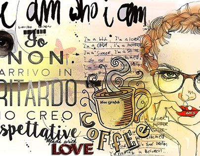 """Check out new work on my @Behance portfolio: """"Collage""""I am who I am"""""""" http://be.net/gallery/47997785/CollageI-am-who-I-am"""