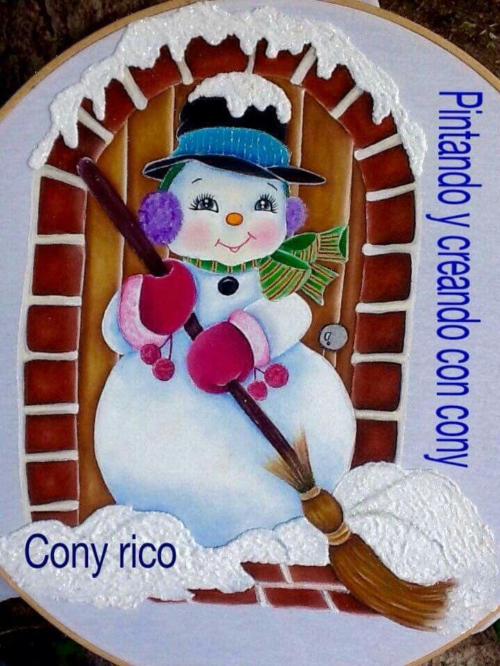 Pintura en tela Cony Rico                                                                                                                                                                                 Más