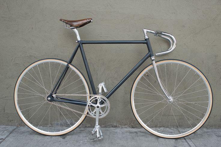 Bertelli • Biciclette Assemblate • New York City • Monday
