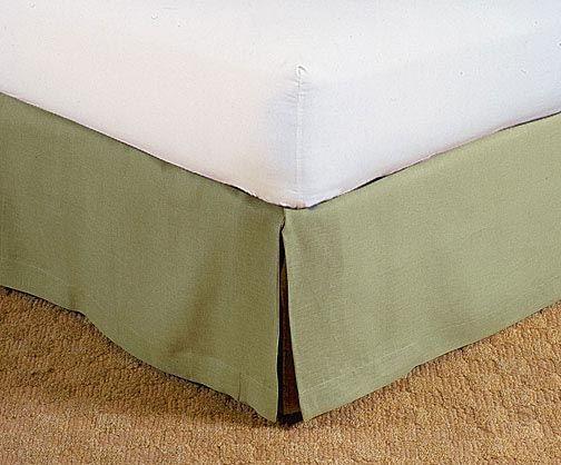 Bed Skirt Green 89