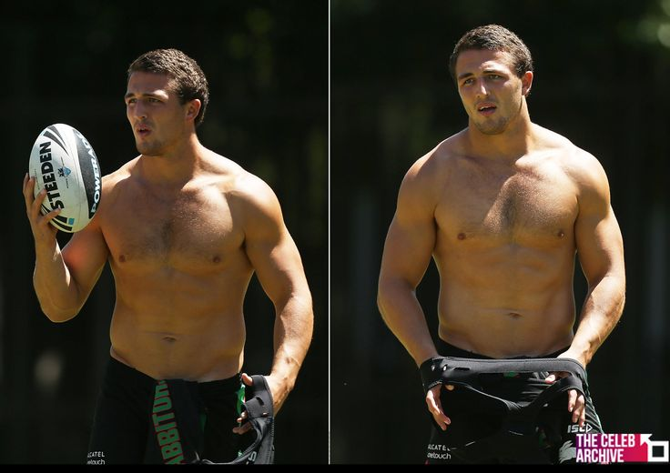 Sam Burgess is an English professional rugby league footballer for the South Sydney Rabbitohs of the National Rugby League (NRL).  Pictures > http://www.thecelebarchive.net/ca/gallery.asp?folder=/Sam%20Burgess/