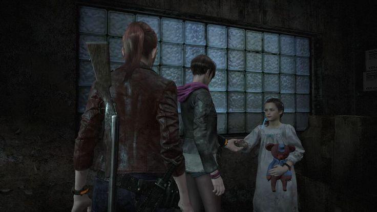 resident evil revelations 2 mods на мойру