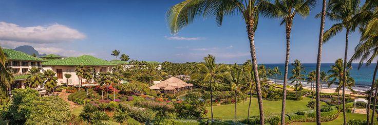 Kauai Hotels   Grand Hyatt Kauai Resort & Spa