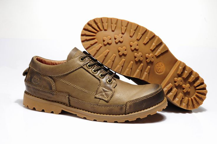 Dealextreme Timberland Earthkeepers Retro waxing shoes-sand