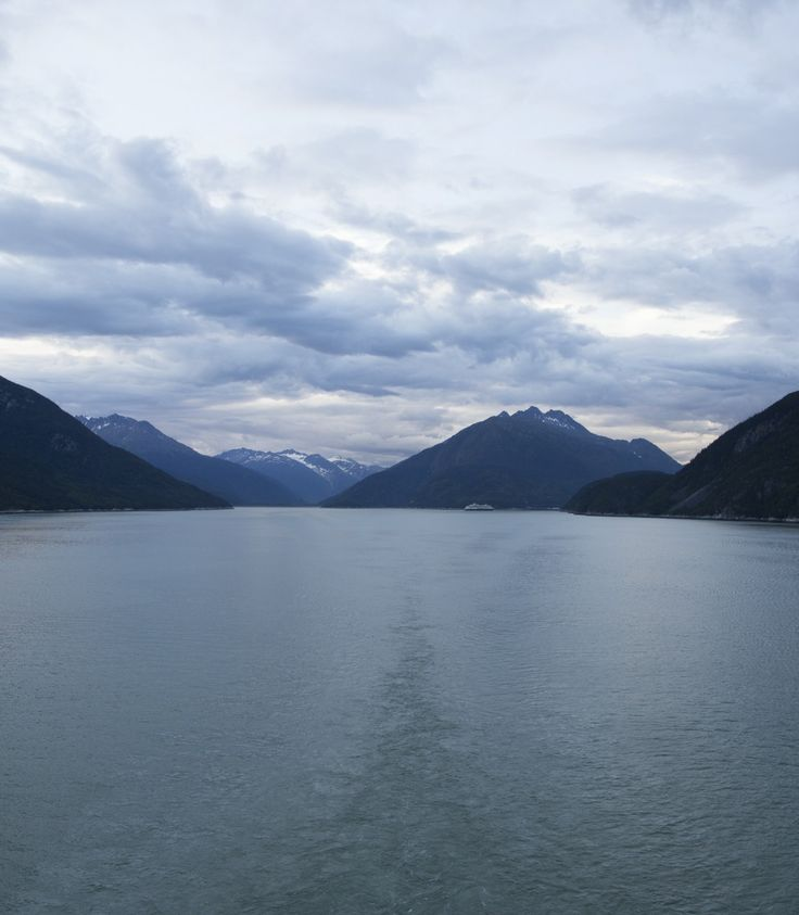 Surrounded by serenity. #alaska #cruiseAlaska Cruise