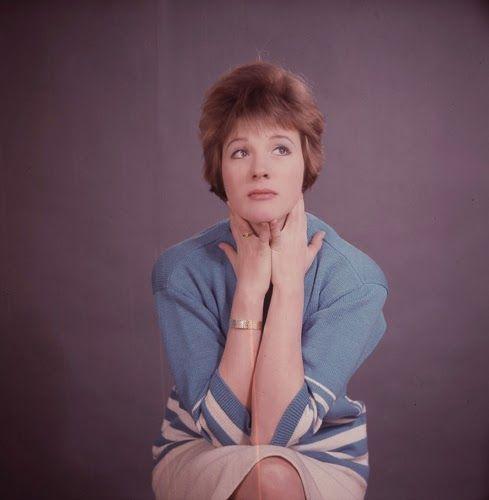 Vintage Glamour Girls: Julie Andrews