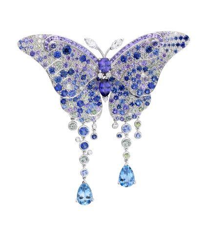 Van Cleef & Arpels Papillons collection