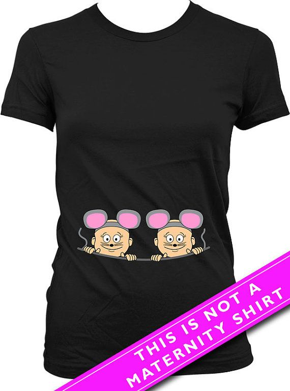 For entire collection of Twin Peeking Baby Shirts: https://www.etsy.com/ca/shop/Materniteees?section_id=17746105&ref=shopsection_leftnav_4  Pregnancy Reveal Baby Twins Mouse T Shirt  Welcome to Materniteees, pregnancy clothing made fun! ▄▄▄▄▄▄▄▄▄▄▄▄▄▄▄▄▄▄▄▄▄▄▄▄▄▄▄▄▄▄▄▄▄▄▄▄▄▄▄▄▄▄▄▄▄▄▄▄▄▄▄ COUPON CODES: Here is our way of saying thanks!  BUY 3 ITEMS GET 1 FREE (apply the coupon code 1FREE at checkout) BUY 6 ITEMS GET 2 FREE (apply the coupon code 2FREE at checkout) BUY 9 ITEMS GET 3 FREE…