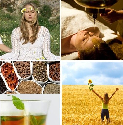 Ayurvedic therapy in Reading, UK - the key to good health and wellbeing www.ayurveda-retreat.co.uk