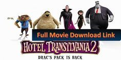 Hotel Transylvania 2 full movie download free and Hotel Transylvania 2 is  animated fantasy comedy film produced by Sony Pictures Animation. It is the sequel to the 2012 film Hotel Transylvania.