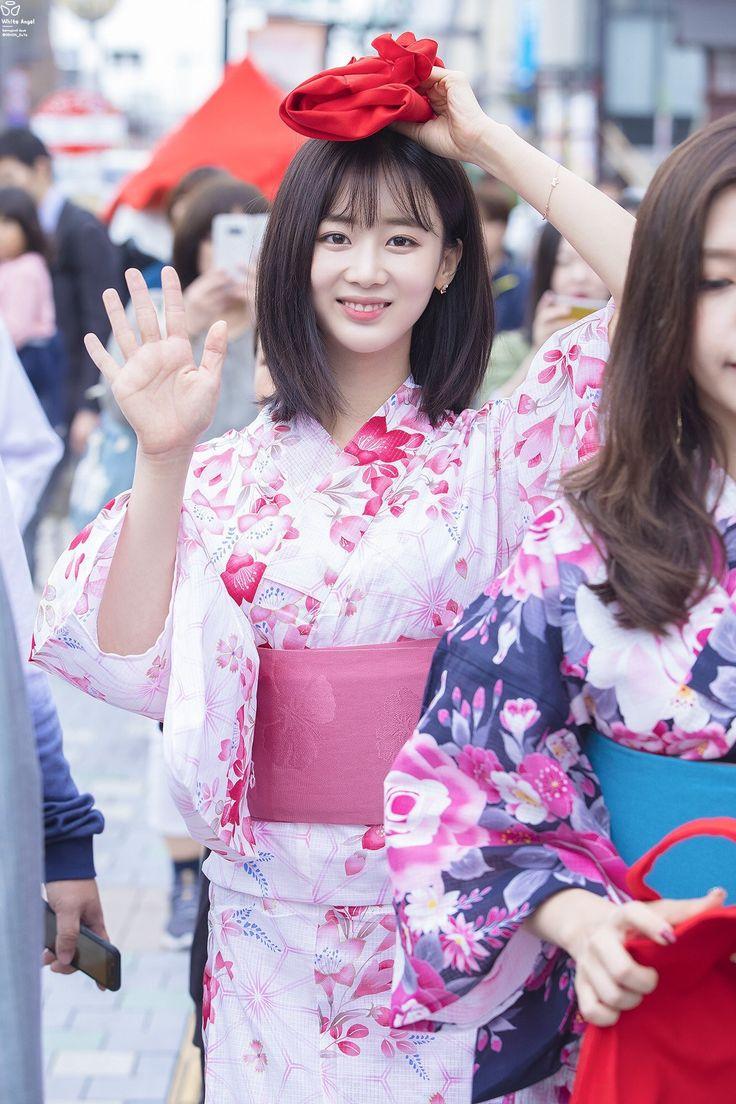 Pin de Yam Yau Chung Chung em korean girls wear kimono
