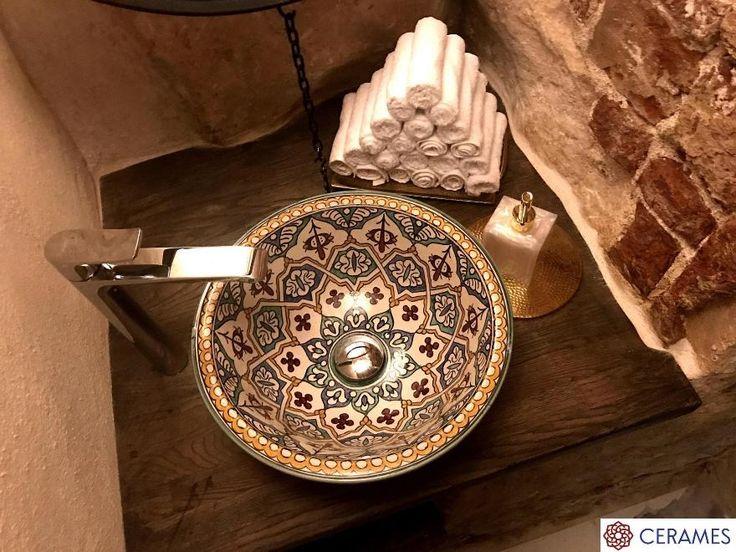 Marokańska umywalka w roli głównej 1